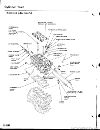 esp honda civic 1997 6 g workshop manual