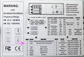 clarion db265mp car audio wiring diagram wiring diagrams