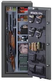 Gun Cabinet Specifications Total Defense 24 Gun Safe