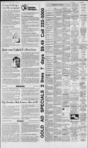 Seeking Zate Free Press From Detroit Michigan On July 20 1982 Page 58