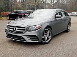 new 2017 mercedes benz e class e 400 sport station wagon in
