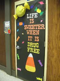 Red Ribbon Week Door Decorating Ideas To Look A Lot Jungle Classroom This U That U Little Bit Of Craft