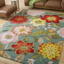 Nourison Area Rug Awesome Contemporary Area Rugs Orange And Blue Inside And