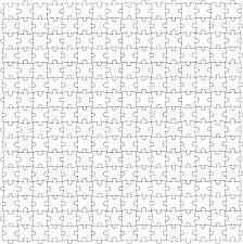 acorn make a puzzle