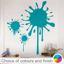 wall decals stickers home decor home furniture diy splats paint spatters wall sticker decal home decor laptop car
