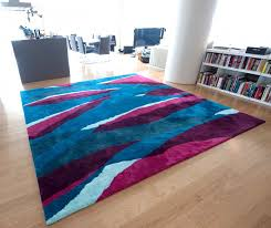 Modern Contemporary Rugs Sea Waves Contemporary Modern Area Rugs By Sonya Winner