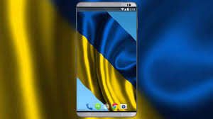Ukraine Flag Ukrainian Flag Live Wallpaper Youtube