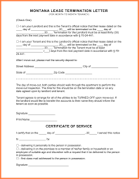 12 free lease termination letter from landlord to tenant sales
