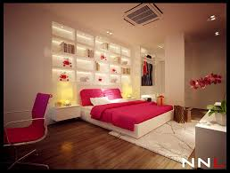 impressive pink and white bedroom cute home decoration ideas with