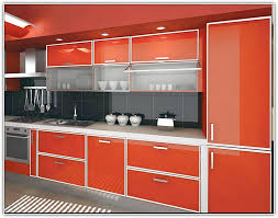 Laminate Kitchen Designs Aluminum Kitchen Cabinets Maybe Better Than A Laminate Kitchen