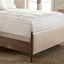 Mattress Protector Bed Bath And Beyond Mattress Pads U0026 Toppers Fiberbeds Bed Bath U0026 Beyond