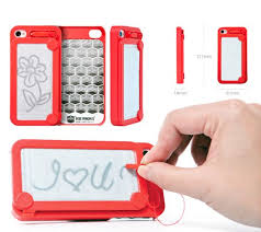 etch a sketch phone case on the hunt