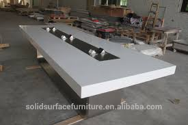 Metal Conference Table Tell World Conference Room Furniture Conference Table With