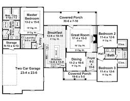 Open Ranch Floor Plans Free Ranch House Plans With Walkout Basement New House Regarding