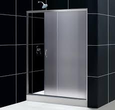 60 Shower Doors Infinity Sliding Shower Door Glass Shower Door From Dreamline 60