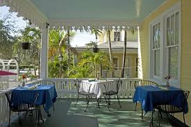 front porch set up for sunday brunch picture of palm beach