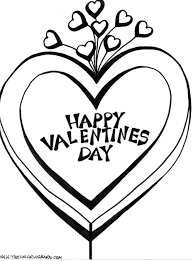valentine u0027s day coloring pages free printable pictures coloring