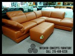 Italsofa Brown Leather Sofa by Natuzzi Leather Sofas U0026 Sectionals By Interior Concepts Furniture
