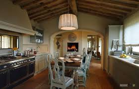Chandelier In The Kitchen Dining Room Classic The Sofa In The Kitchen With Wooden Dining