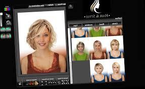 simulateur de coupe de cheveux homme logiciel de coiffure gratuit femme les tendances mode du automne