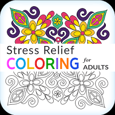 Stress Relief Adult Color Book Android Apps On Google Play The Coloring Book