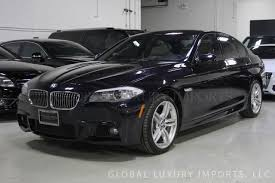 2013 bmw 550i xdrive 2013 bmw 5 series 535i xdrive awd m sport package pre owned