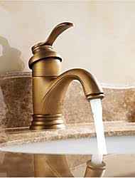 Retro Bathroom Taps Antique Brass Bathroom Taps Lightinthebox Com