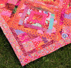 Kaffe Fassett Home Decor Fabric Pauline U0027s Promise Quilt Kit Rowan String Quilts And Square Quilt