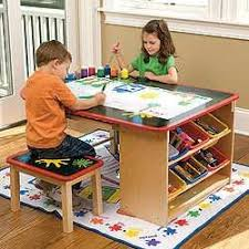 activity table with storage 24 best kids activity tables images on pinterest art desk for kids