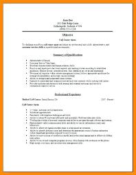 Call Center Agent Sample Resume Sample Resume For Call Center Call Center Agent Sample Resume