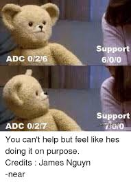 Truth Bear Meme - truth about support