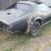 1971 corvette parts 71 corvette roadster project w 69 corvette parts car for sale