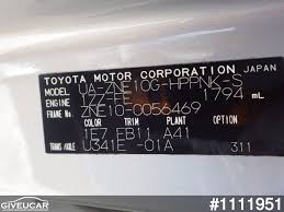 toyota motor corporation japan used toyota wish from japan car exporter 1111951 giveucar