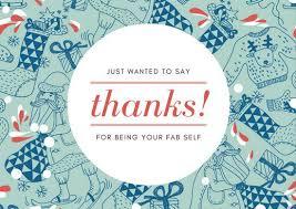 Thank You Card Designs Thank You Card Templates Canva