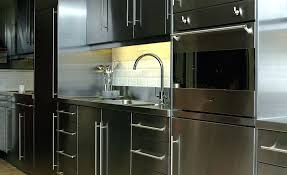 stainless steel kitchen cabinet cabinets los angeles door hinge