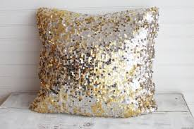 Throw Pillows by Add Some Sparkle To Your Decor With A Sequin Throw Pillow Huffpost