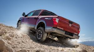 nissan frontier pro 4x lifted 2017 nissan titan truck nissan usa