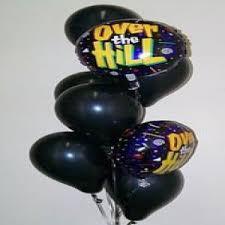 the hill balloon bouquet birthday balloons balloons balloons fruit flowers plants