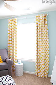 Easy Blackout Curtains How To Make Blackout Curtains Nursery Fabrics And Gaming