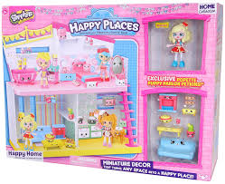 amazon com happy places shopkins happy home toys u0026 games