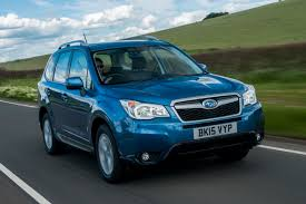 blue subaru forester 2015 new subaru forester diesel 2015 review auto express