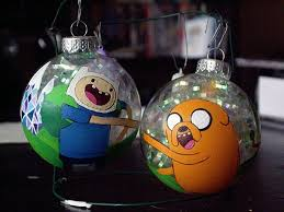 adventure time finn and jake ornaments by crystalc33 on deviantart