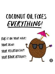 Coconut Oil Meme - why i stopped using coconut oil on my skin beautymunsta