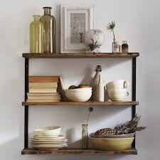 Bookshelves That Hang On The Wall by L Beam Wall Shelf West Elm