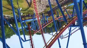 Six Flags Ga Superman Hd Pov Six Flags Over Georgia Youtube