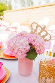 Royal Crown Centerpieces by 25 Best Princess Centerpieces Ideas On Pinterest Baby Shower