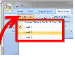 membuat daftar isi table of contents di word 2007 3 cara membuat daftar isi otomatis di word 2002 2003 2007 2010 dan