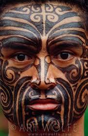 styles guide maori tribal
