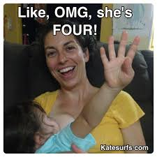 Triumphant Baby Meme - tandem breastfeeding archives katesurfs com