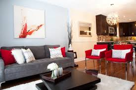 wonderful red accent chair for living room with living room
